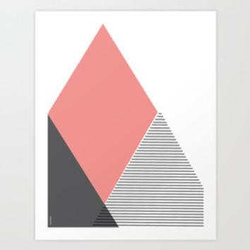 Scandinavian Art Collection By Paola Arango | Society6