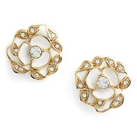 Women's kate spade new york 'beach house bouquet' flower stud earrings