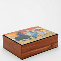 Three Mustangs Box - Urban Outfitters