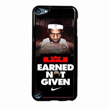 Nike Lebron James Superstar Miami Heat ae77fe36-517c-4bce-a706-40286cf5975d FOR IPOD TOUCH 5 CASE *02*