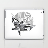 The Mockingjay Laptop & iPad Skin by Joy Recibe