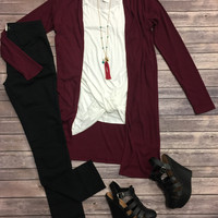 Stay Out Late Cardigan