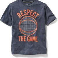 Old Navy Go Dry Graphic Tee