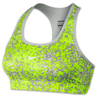 Women's Nike Pro Printed Compression Sports Bra