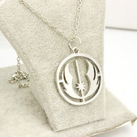 Star Wars Order of the Jedi Pendant Necklace