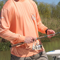 Southern Marsh FieldTec Pocket Tee - Long Sleeve