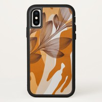 Beautiful Fashion Abstract iPhone X Case