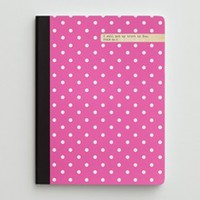 Sadie Robertson - I Trust in You - Composition Notebook