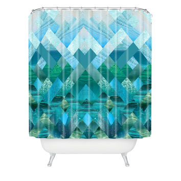 Kei Ivor Shower Curtain
