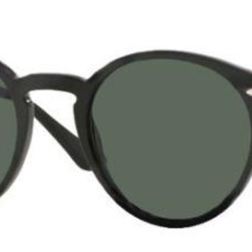 RAY BAN 2180 49 601/71 BLACK BLACK LENSES SUNGLASSES SOLE EYEGLASSES ROUND