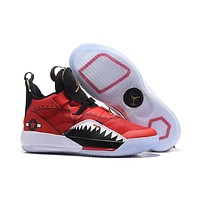 Air Jordan 33 XXXIII - Red/Black