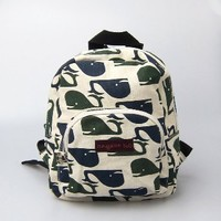 Bungalow360 Mini Backpack (Whale)