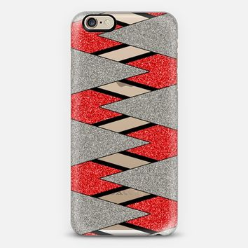 Triangulation 3 iPhone 6 case by Alice Gosling | Casetify