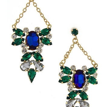 Dinner in Paris Earrings II
