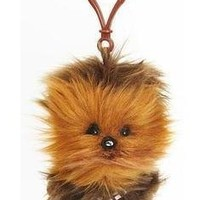 Cool Stuff - Star Wars The Clone Wars 4 Inch Talking Plush ClipOn Chewbacca