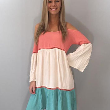Knock Out Dress (More Colors)
