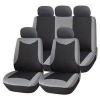 Furnistar 9-Piece Car Vehicle Protective Seat Covers CV0238