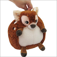 Limited Mini Baby Fawn: An Adorable Fuzzy Plush to Snurfle and Squeeze!