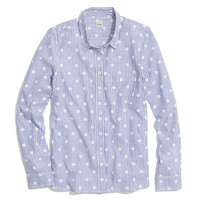 Dotted Pinstripe Shirt