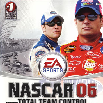 NASCAR 06 Total Team Control - Xbox (Very Good)