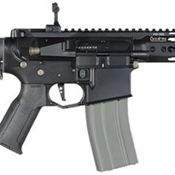 ARES OCTARMS X AMOEBA M4-KM7 AIRSOFT ASSAULT RIFLE, BLACK