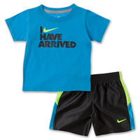 Boys' Infant Nike I Have Arrived Shorts Set