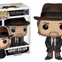 Funko Pop TV: Gotham - Harvey Bullock Vinyl Figure