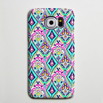 Coral Flowers Floral Galaxy s6 Edge Plus Case Galaxy s6 s5 Case Samsung Galaxy Note 5 4 3 Phone Case s6-N058