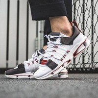 Adidas Consortium Twinstrike ADV A3 White Grey | AC7666 Sneakers Fashion Shoes - Best Online Sale