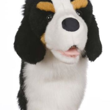 Bernese Mountain Dog Golf Head Cover