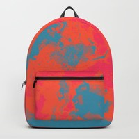 Pixelated Backpack by duckyb