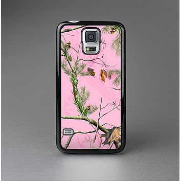 The Pink Real Camouflage Skin-Sert Case for the Samsung Galaxy S5