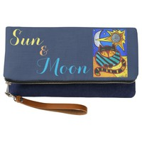 Sun and Moon and Cat Clutch