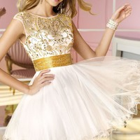 Alyce Sweet 16 3587 Dress