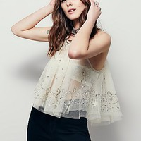 Free People Womens Sprinkle Tank