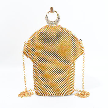 Rhinestone Party Tote [9369828356]