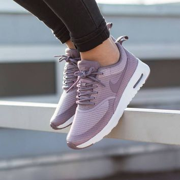 Nike Wmns Air Max Thea Txt (Plum Fog / Purple Smoke - White)