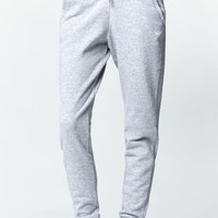 adidas Slim Cuff Track Pants - Womens Pants - E. Heather Grey