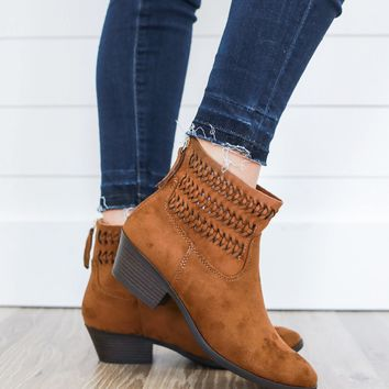 Wild River Booties - Brown