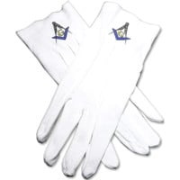 Mason Blue Lodge Gloves