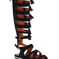 Rebecca Minkoff - Summer Suede Gladiator Sandals
