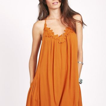 Marigold Fields Dress | Threadsence