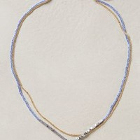 Double Vale Necklace by Anthropologie