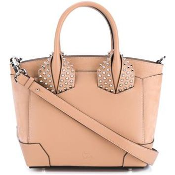 CHRISTIAN LOUBOUTIN | Small Eloise Leather Studded Tote Bag | Womenswear | Browns Fashion