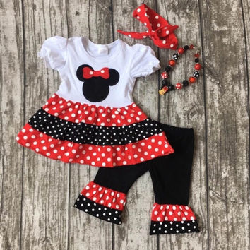 Minnie Mouse Once Upon A Time Outfit
