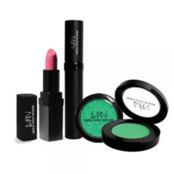 Secret Garden Green Eye Collection