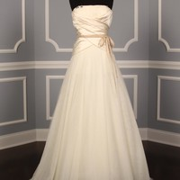 Vera Wang 12169 Couture Wedding Gowns Discount Designer Bridal Dress