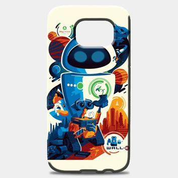 Disney Wall-E Artwork Samsung Galaxy S8 Plus Case | casescraft