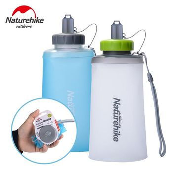Naturehike factory sell new 750ML Creative Collapsible Foldable
