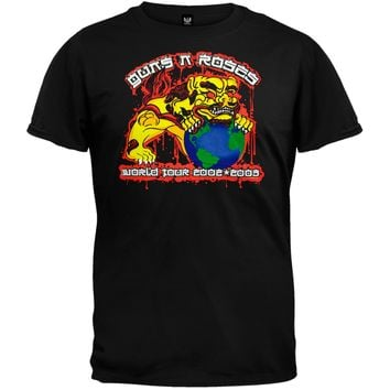 Guns N Roses - Chow Dog T-Shirt